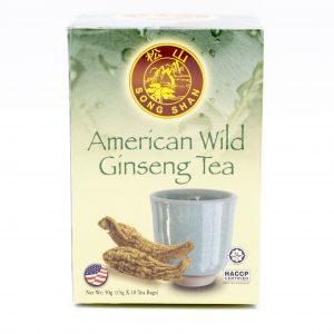 American Wild Ginseng Tea