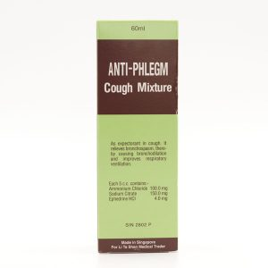 Anti Phlegm Cough Mixture 1