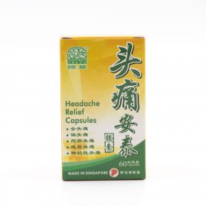 Headache Relief Capsules 1