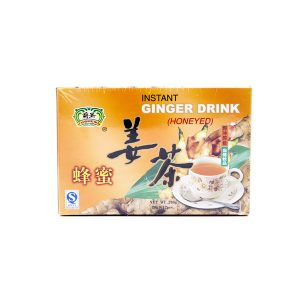 Instant Ginger Drink (Honeyed)