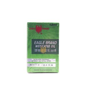 Eagle Brand Medicated Oil 1