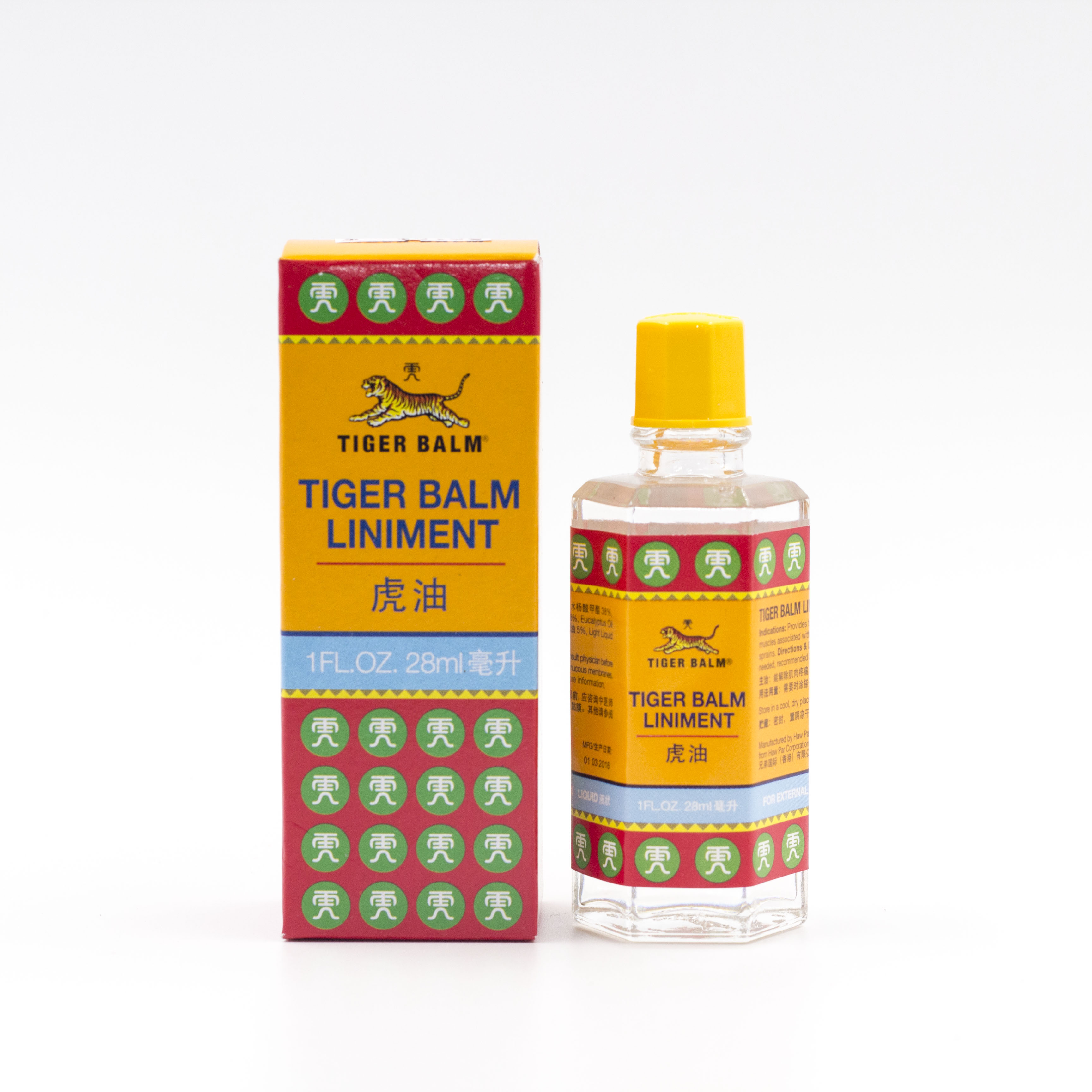Tiger Balm Liniment Dabao Online Store