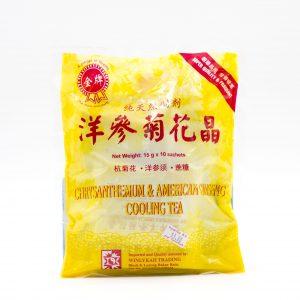Chysanthemum & American Ginseng Cooling Tea 1