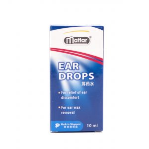 Mattar Ear Drops 1