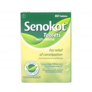 Senokot Tablets with Senna 1