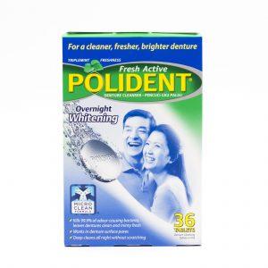 Polident - Overnight Whitening 1