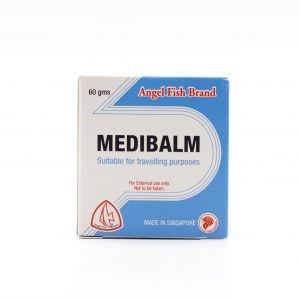 Angel Fish Brand Medibalm 1