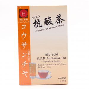 S.O.D Anti-Acid Tea 1
