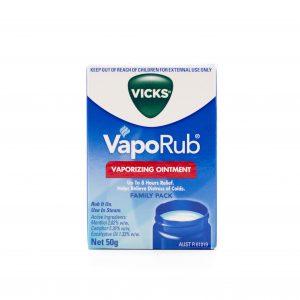 Vicks VapoRub 1